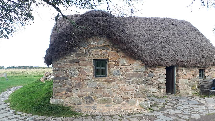 שיחזור בית מתקופת הקרב