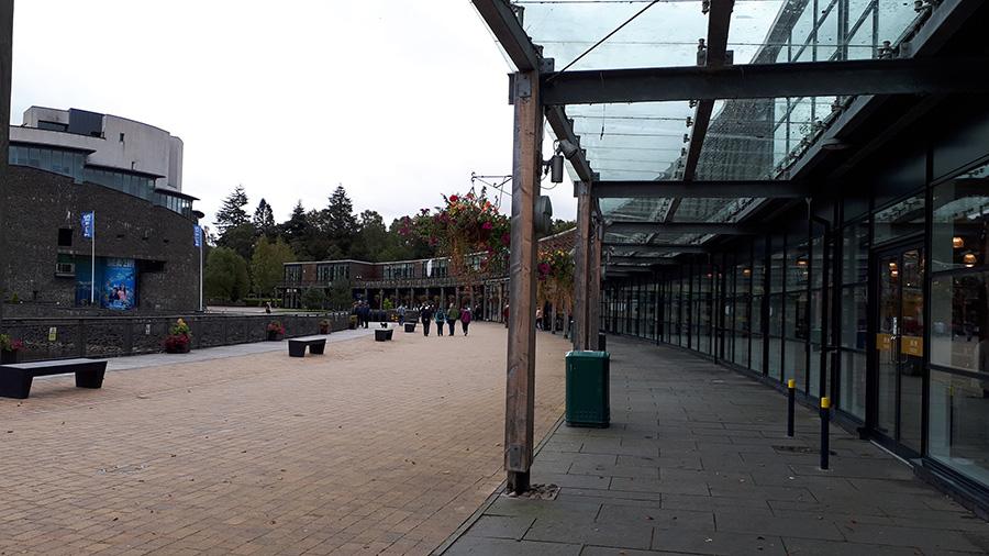 מרכז המבקרים של לוך לומונד
